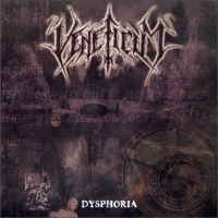 Veneficum -Dysphoria Cover Artwork
